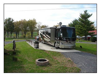 candy hill campground in winchester va is a member of the Virginia Campground Association