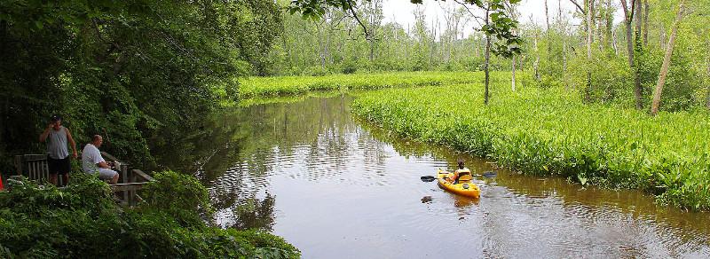 kayaking-at-rainbow-acres-in-virginia