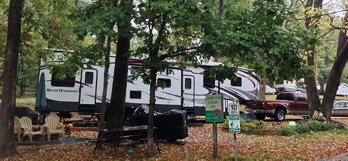 Hillwood Camping Park