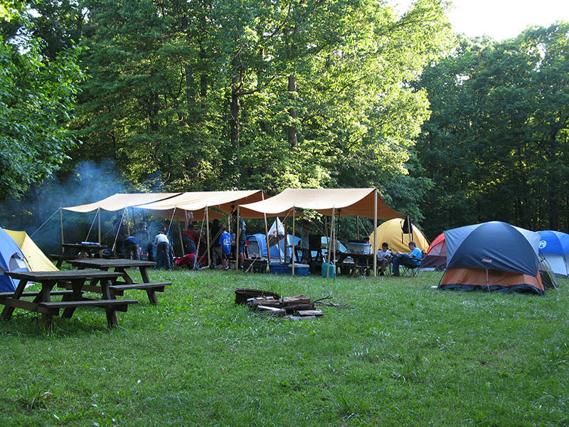 shenandoah-hills-group-camping-in-virginia