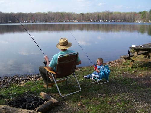 fishing-at-wilderness-presidential-resort-in-virginia