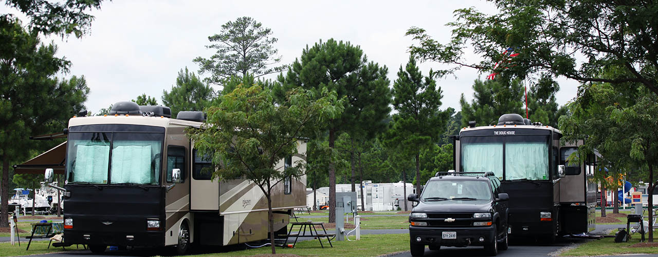 rv sites are available at many virginia campgrounds and rv parks