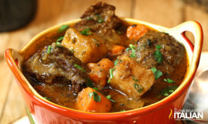 Fall soups and stews for RVing