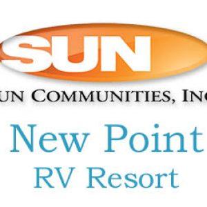New Point RV Resort logo