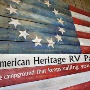 American Heritage RV Park logo
