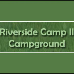 Riverside Camp II Campground logo