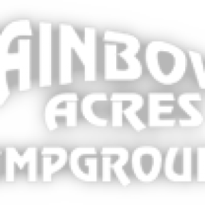 Rainbow Acres Campground logo