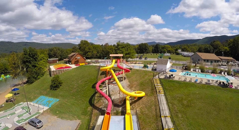 waterslide-fun-in-virginia-at-jellystone-park-at-natural-bridge
