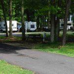 campsites at Chesapeake Campground in Virginia