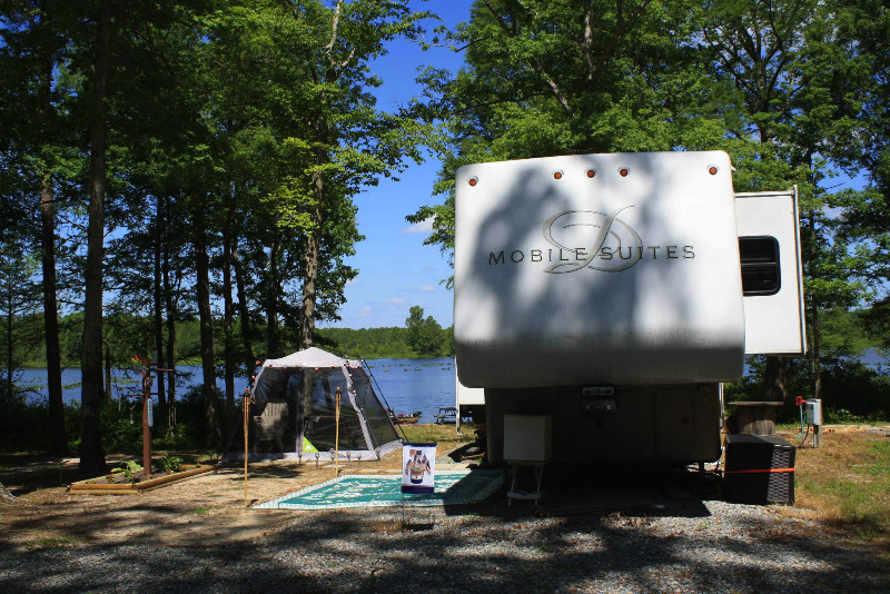 campsite-at-ed-allens-campground-in-virginia