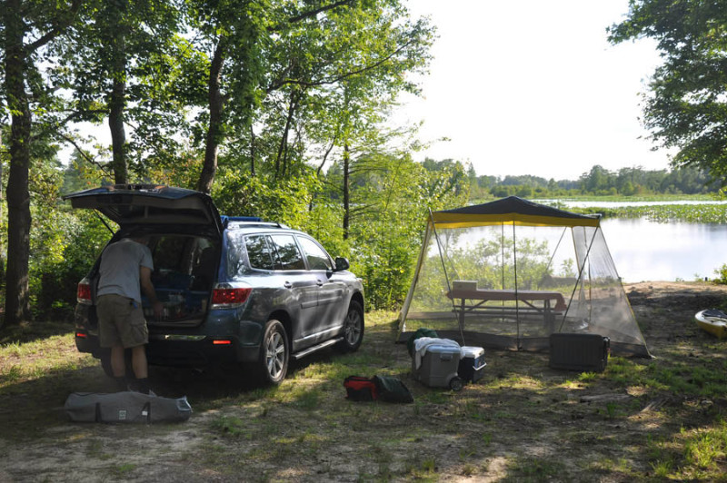 tenting-at-ed-allen-campground-in-virginia