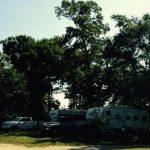 campsites at Riverside Park