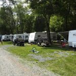 campsites at Small Country Campground