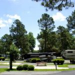 rv site at american heritage rv park