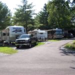 rv sites at misty mountain rv park