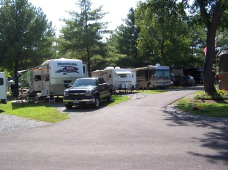 Misty Mountain Camp Resort Virginia Campgrounds