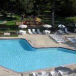 swimming pool at williamsburg rv and camping resort