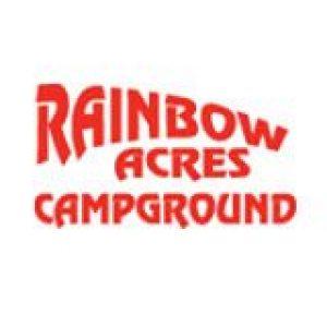 Rainbow Acres Campground logo