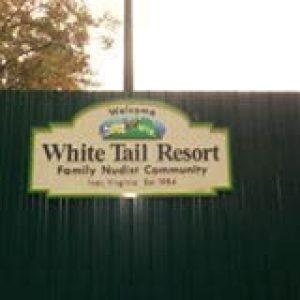 White Tail Resort logo