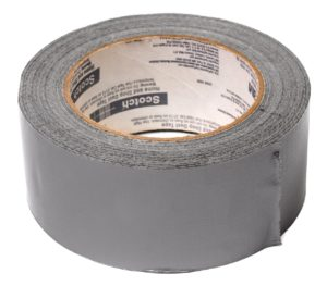 duct tape when camping