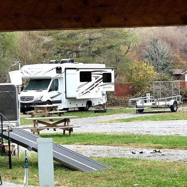 Leeman field rv park virginia campgrounds fishing nearby electrical hookup sciox Choice Image