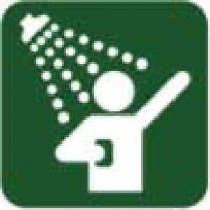 shower - bath house icon