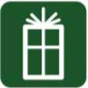 gift shop - campstore icon