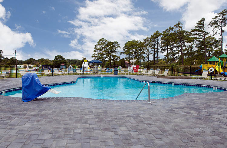 New Point Rv Resort Virginia Campgrounds