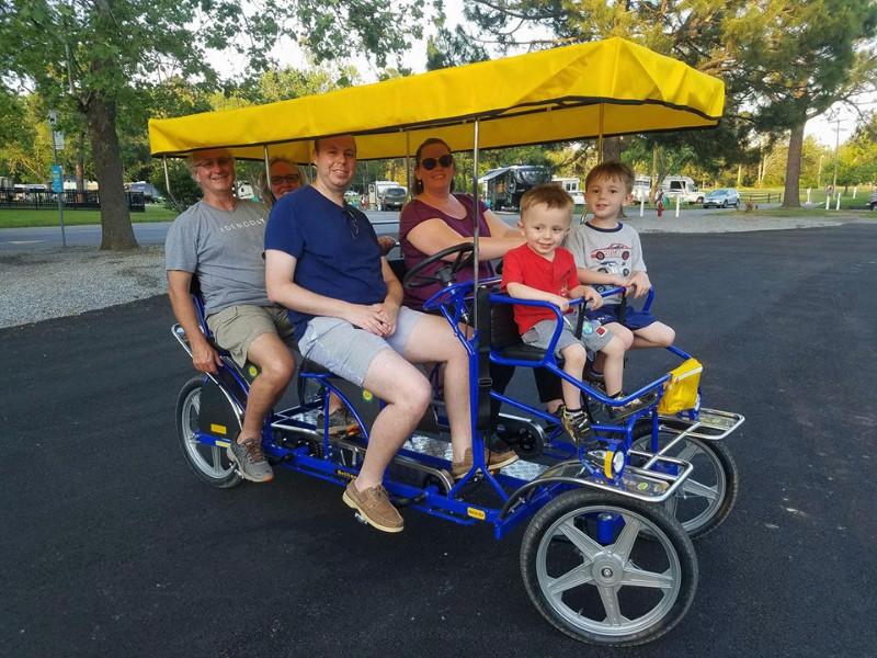 Surrey-cart-family