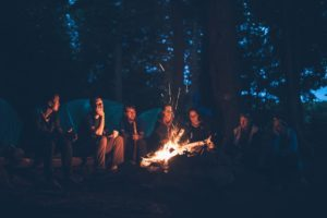 group camping tips