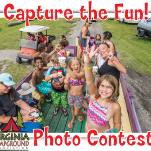 capture the fun photo contest logo