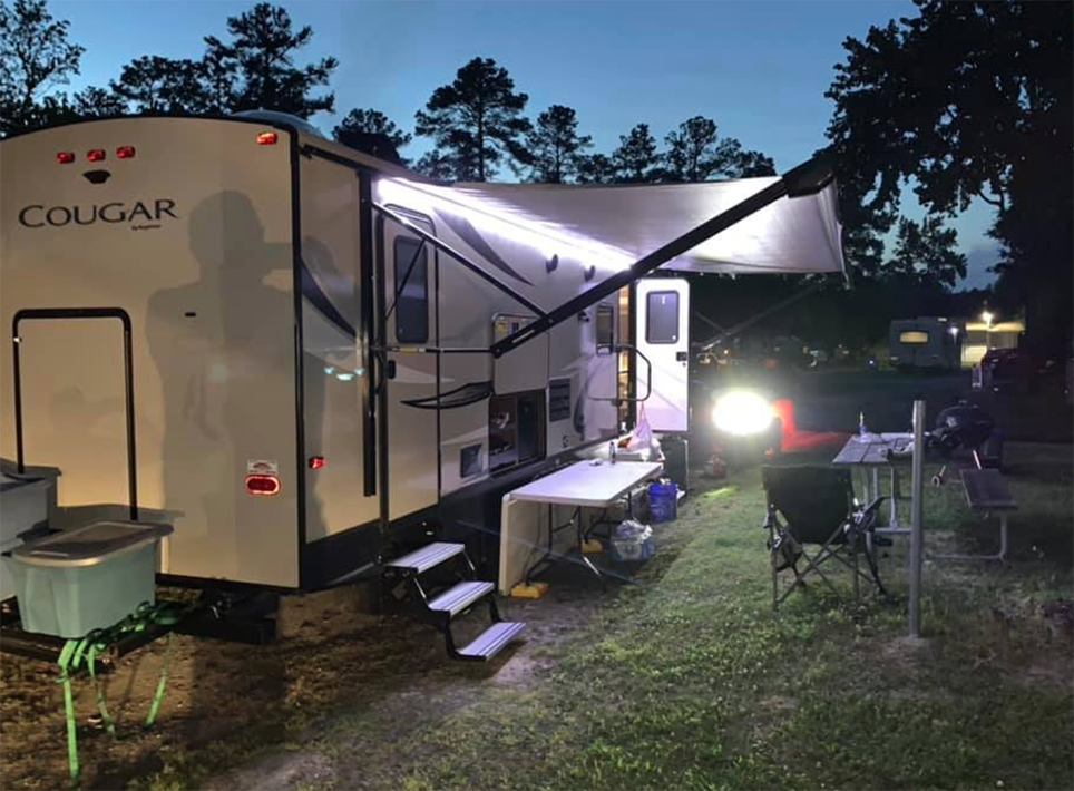 Picture Lake Campground | Virginia Campgrounds