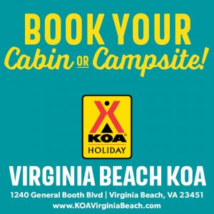 virginia beach koa logo