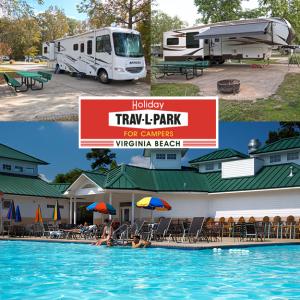virginia beach holiday trav-l-park logo