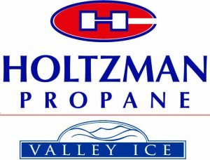 holtzman propane - valley ice logos