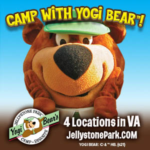 yogi bear™ at jellystone park™