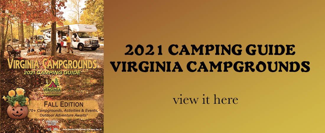 2021 virginia campgrounds camping guide